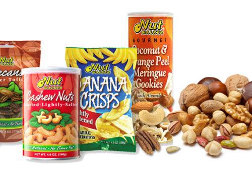 Heritage Nut Walker – Nueces Y Snacks, Tailandia
