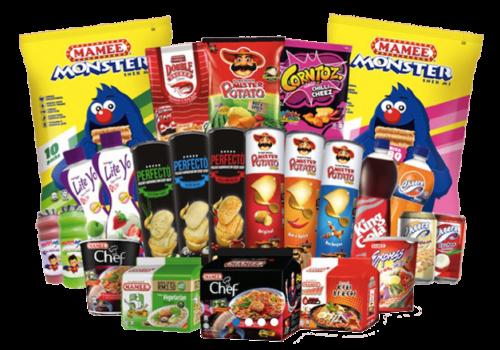Mamee Double Decker – Snacks, Malasia
